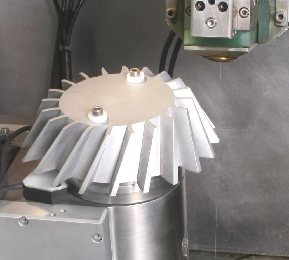 Anwendung Turbinenrad