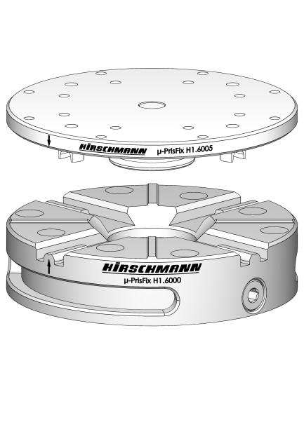 HIRSCHMANN µ-PrisFix Flat