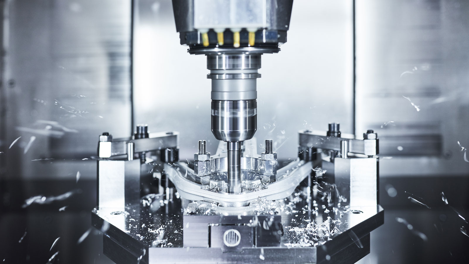 Spherical Bearings, Rotary Tables, Clamping Systems | Carl
