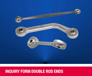 Inquiry Form Double Rod Ends