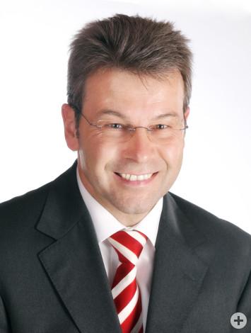 Rainer Harter, CTO Hirschmann GmbH