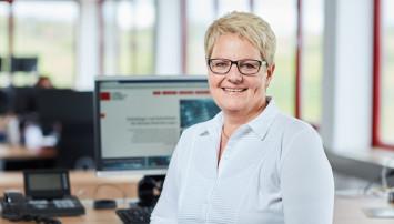 Ansprechpartnerin für Individuallösungen / Projekte / EDM: Ursula Trick